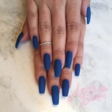 Bright Blue Gel