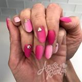 Pink Matte Ombré