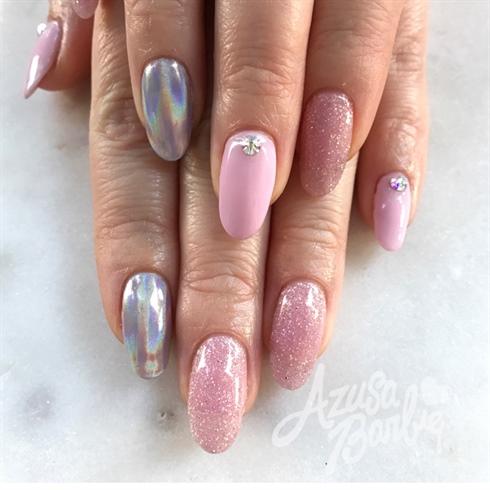 Pink Unicorn - Pink Unicorn - Nail Art Gallery