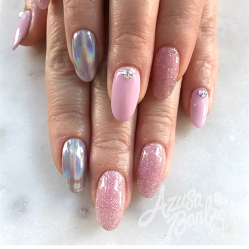 Pink unicorn nail art gallery pink unicorn prinsesfo Image collections