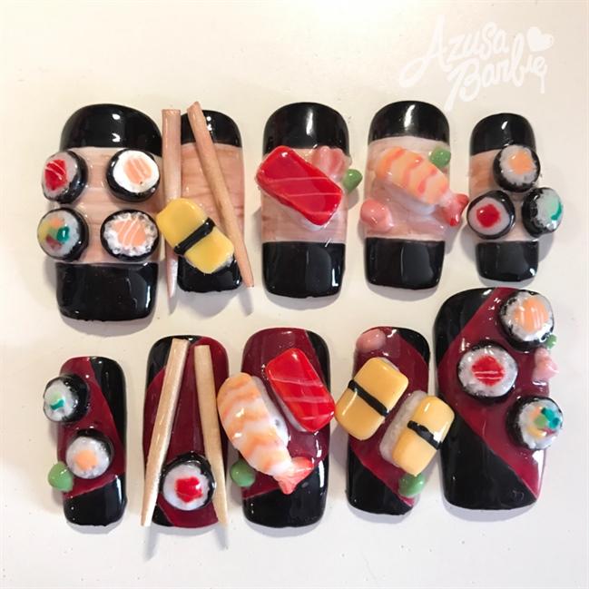 Nail Art Gallery japanese nail art Nail Art Photos
