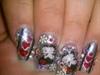 Betty Boop w/ stones