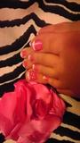 girlie toes