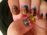 Crackle Fun Nails ¤¤