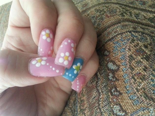 girly flowers