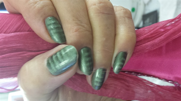 Green Metallic fever♤♤♤