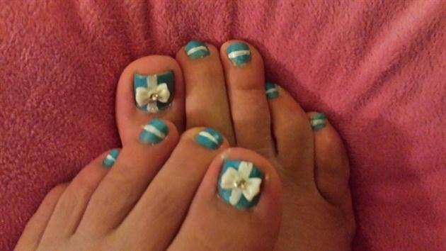 tiffany gift toes