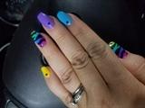 Colorful zebra 2