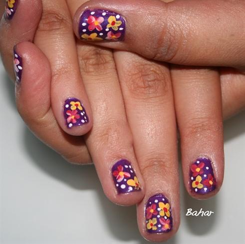 teenage floral