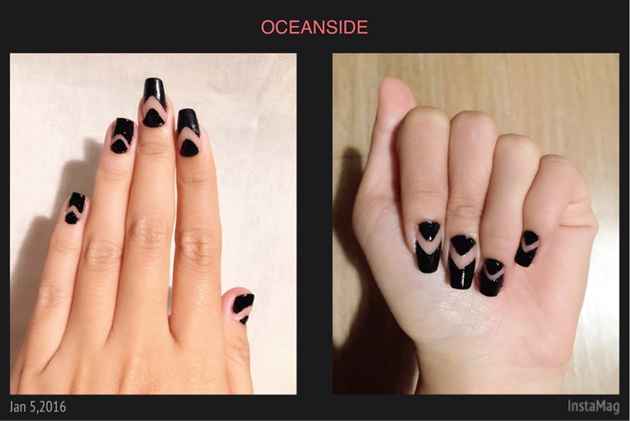 Nail Black