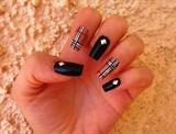 matt byrberry  nails with studs
