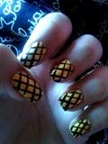 Stripes nail