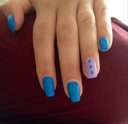 Blue / Violet