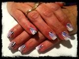 Freehand stripes