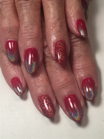 Red Holo