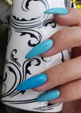 Going blue