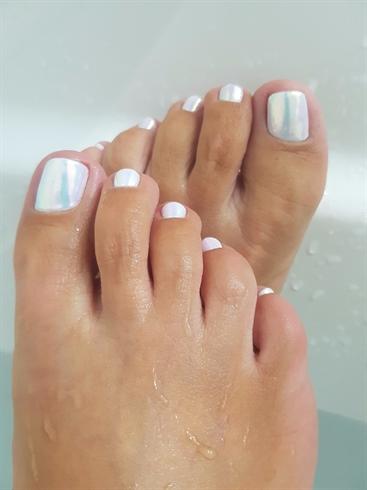 Opal Chrome toes