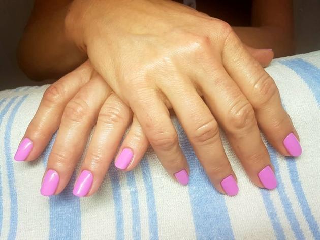 Freshly manicured