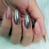 Silver leaf gel