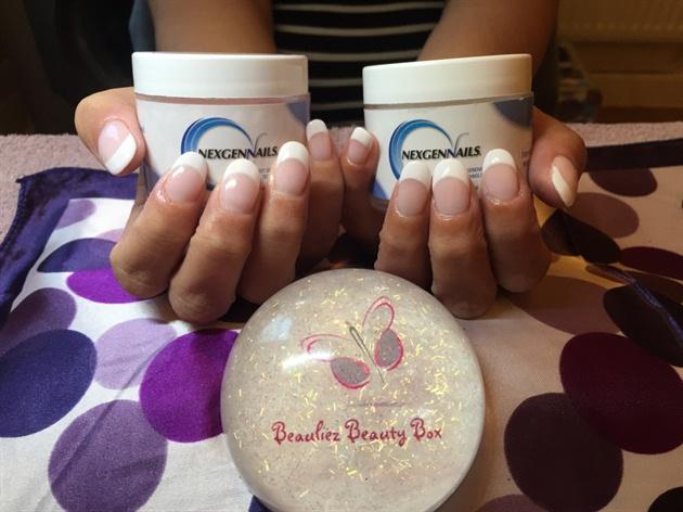 Nexgen French Nails