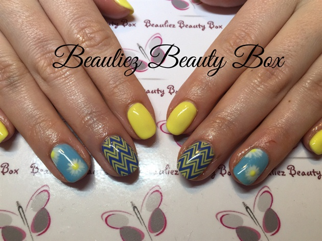 Gel Polish Spring Nails