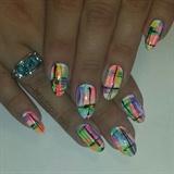 Neon Tweed