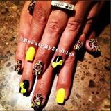 Bright Leopard & Bows
