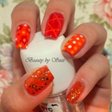 Orange Skittles