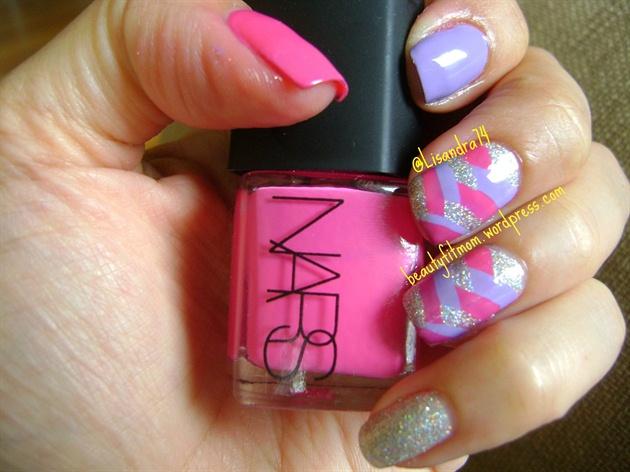 Fishtail Manicure