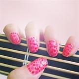 Easy polka dots