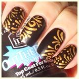 Black Friday nails