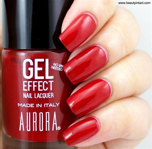 Gel Effect Nail Polish