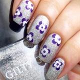 Beginner's Floral Nails