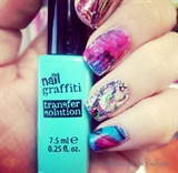 Nail Graffiti Nail Art Transfers