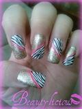 Classy Zebra