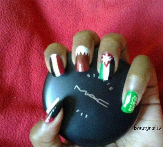 Arab nail