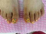 3d Sunflowers