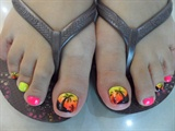 Summer Neon Color