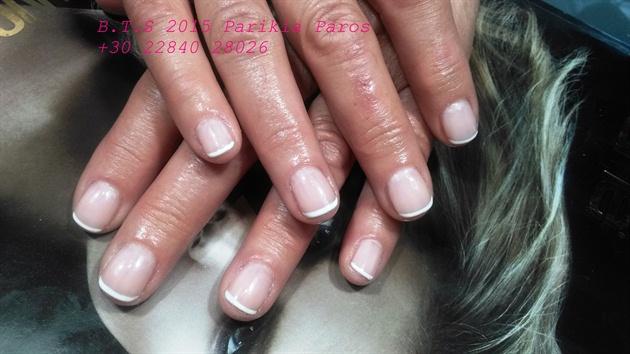 Фото варианты покраски ногтей