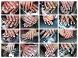 manicure pedicure Paros