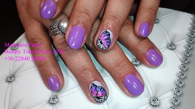Manicure Paros