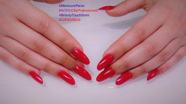 #ManicureParos\n#ACRYLICByProfessionals\n#BeautyTouchStore\n#2284028026     \n