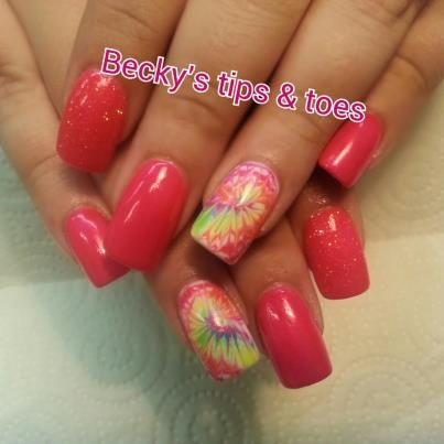 Neon Tye-Dye