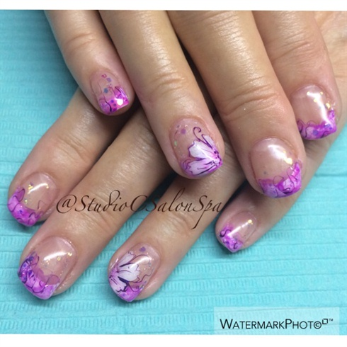 Pink & Purple Beauties