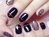 Translucent Black Marble