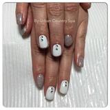 Glitter & White