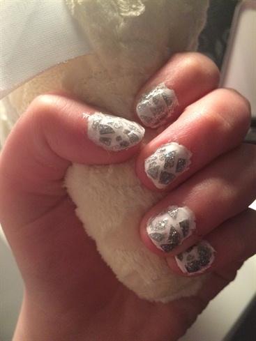 Mosaic Nail Art!