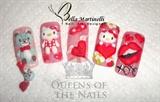 Hello Kitty Valentine's Samples