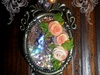 Vintage Roses and Mother of Pearl