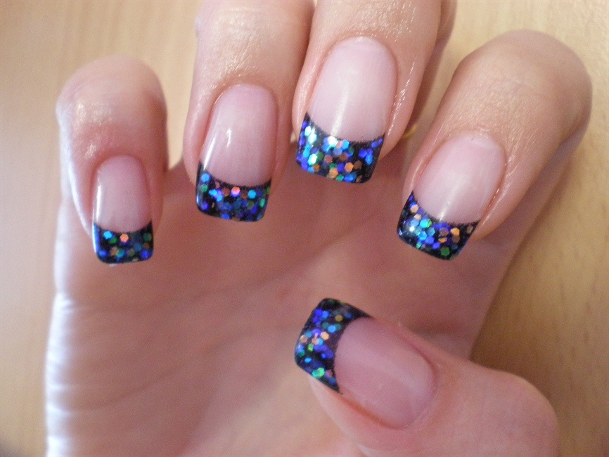 Famous Colored Acrylic Nail Tips Gift - Nail Art Ideas - morihati.com